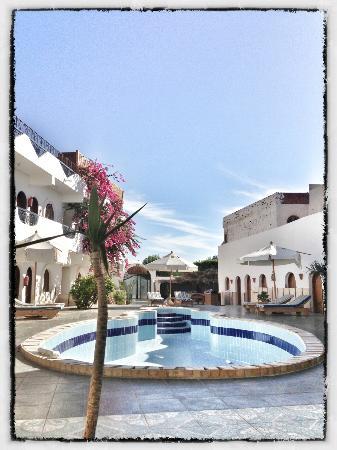 Dahab Plaza Hotel: grounds