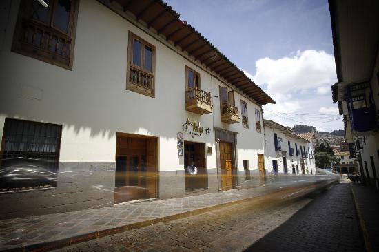 Los Andes De America Hotel: fachada