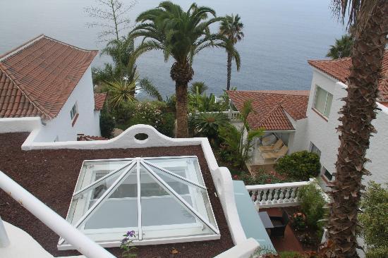 Jardin de La Paz: skylight in Buenvista suite