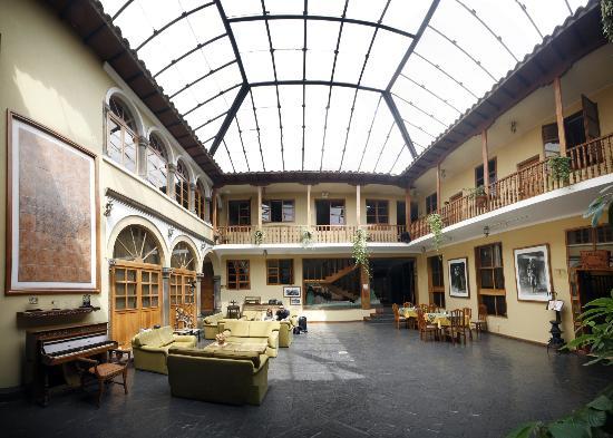 Los Andes De America Hotel: lobby