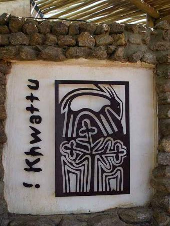!Khwa ttu: Khwattu Logo
