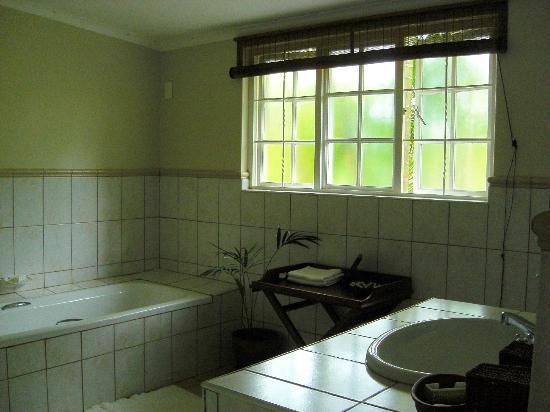 Umdoni: Salle de bains