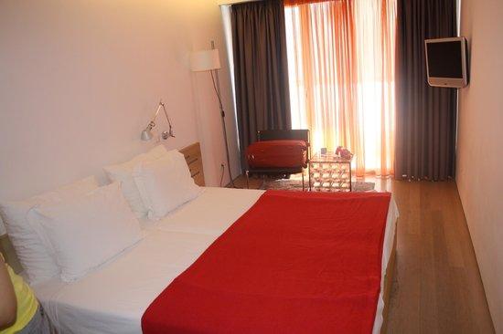 Fresh Hotel:                   Habitacion fresh