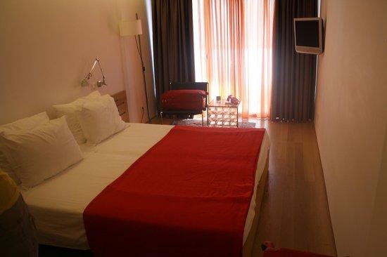 Fresh Hotel:                   nueva de la habitacion