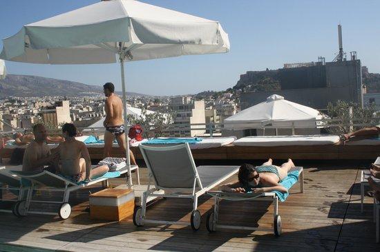 Fresh Hotel:                   azotea