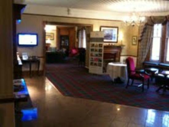 Macdonald Loch Rannoch Hotel: recption