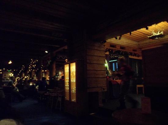 Lapland Hotel Pallas: seating area