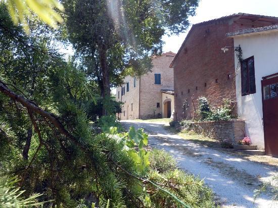 Agriturismo Malbrola: La casa padronale