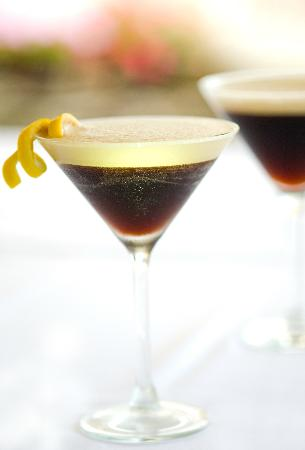 The Grist Mill and One Up Bar: Esspresso Martini