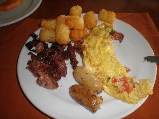 Jayakarta Bali: Breakfast