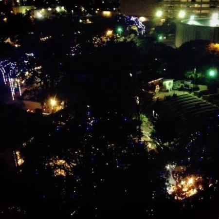 Hilton Palacio del Rio: room view