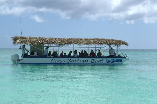 Glass Bottom Boat Ride