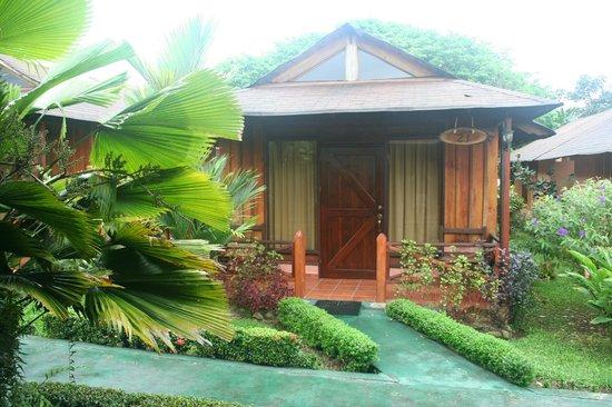 Hotel Arenal Montechiari: individual cabanas