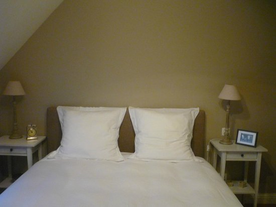 't Pro-Beersel B&B : My bed
