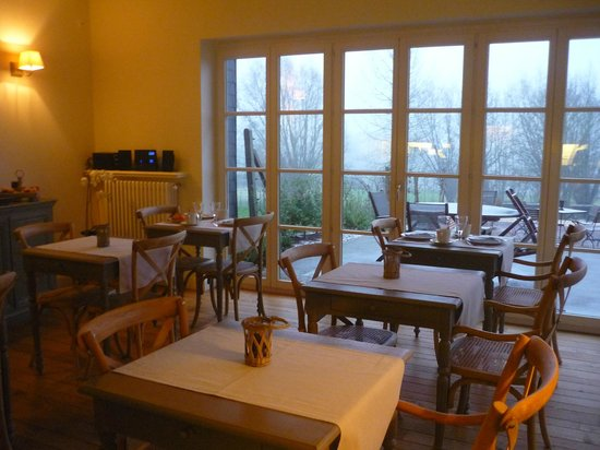 't Pro-Beersel B&B : Dining room