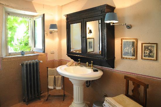Relais Le Due Matote: bagno suite garden