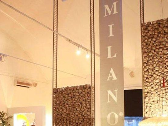 Milano Cafe :                   MILANO