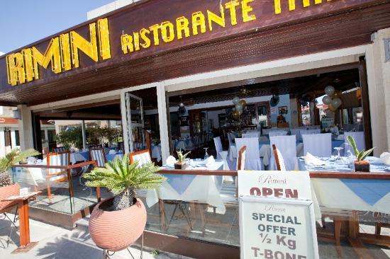 Rimini Ristorante Italiano
