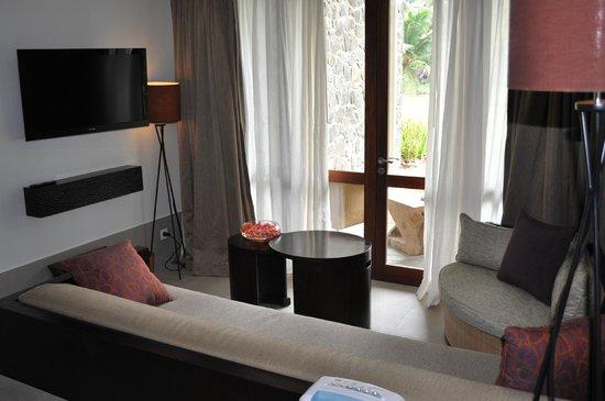 Kempinski Seychelles Resort: room