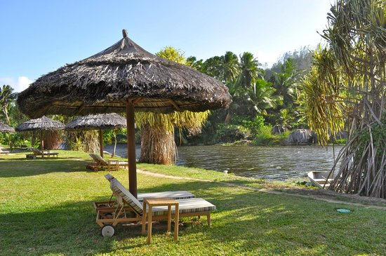 Kempinski Seychelles Resort: property