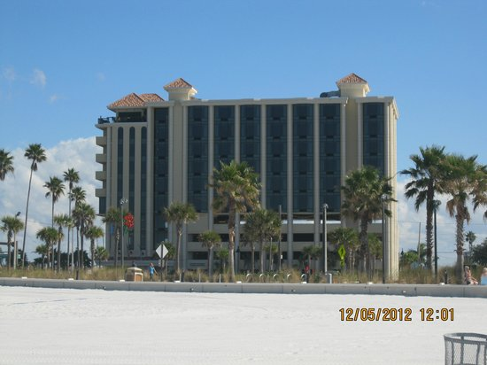 our view picture of pier house 60 marina hotel. Black Bedroom Furniture Sets. Home Design Ideas
