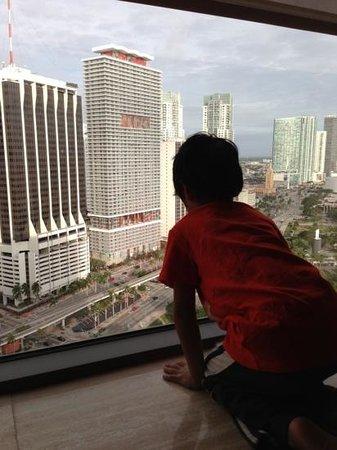 InterContinental Miami: morning view