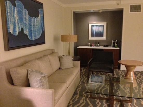 InterContinental Miami: sitting area