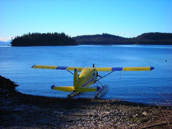 Alaska Seaplane Service Day Tours