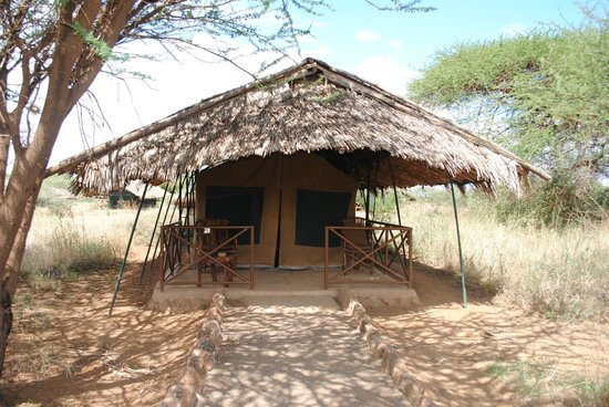 Kibo Safari Camp: La nostra tenda