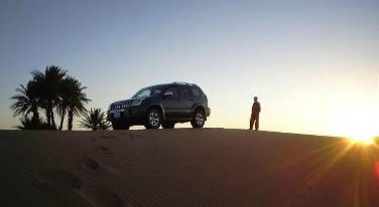 Sahara Desert Crew: Prado