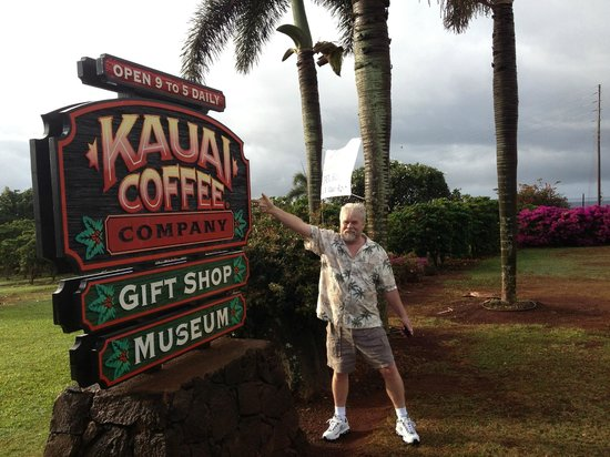 Kauai Coffee Company : Great tour of the plantation