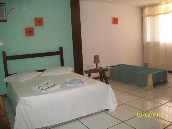 Biruta Guest House : Suíte
