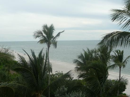 LaPlaya Beach & Golf Resort, A Noble House Resort: Excelente vista desde nuestro balcón