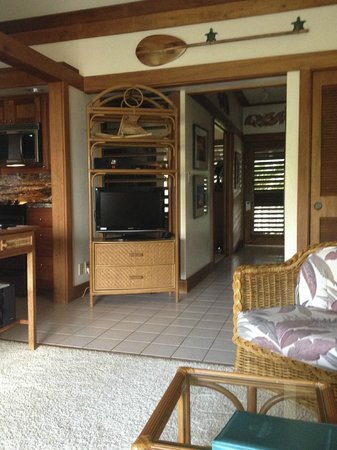 Kiahuna Plantation Resort: 800 square foot condo