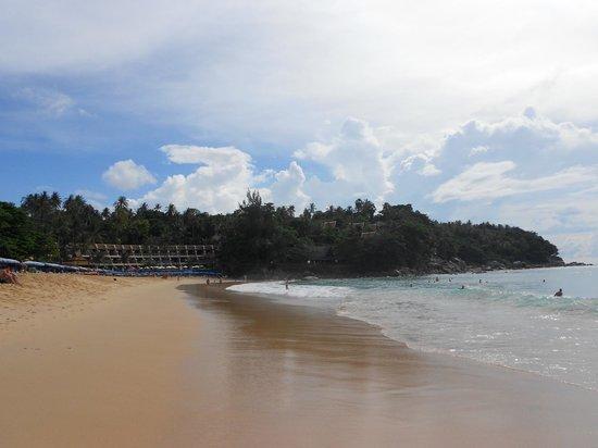 Andaman Seaview Hotel: Karon Beach