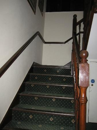 Mill House Hotel: no elevator