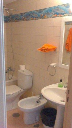 Optimist Aparthotel: bathroom
