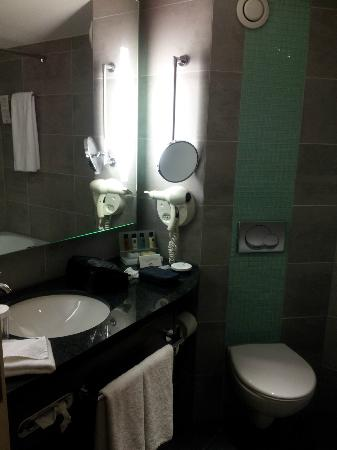 Crowne Plaza Amsterdam City Centre: Bathroom