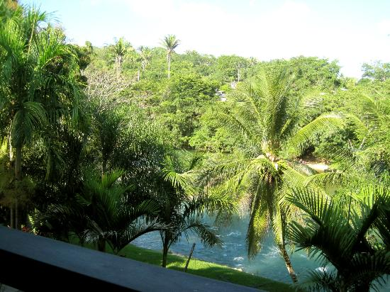 Mahogany Hall Boutique Resort: view from suite
