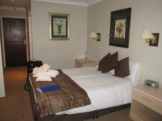 Wessex Hotel: my single room