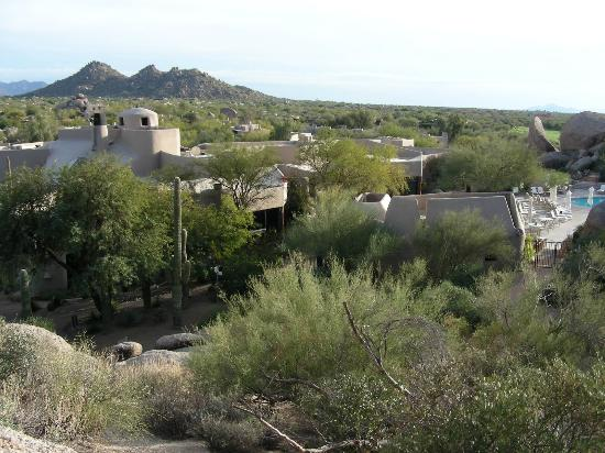 Boulders Resort & Spa, Curio Collection by Hilton: View from the top
