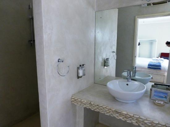 Swakopmund Guesthouse: Bad&Dusche