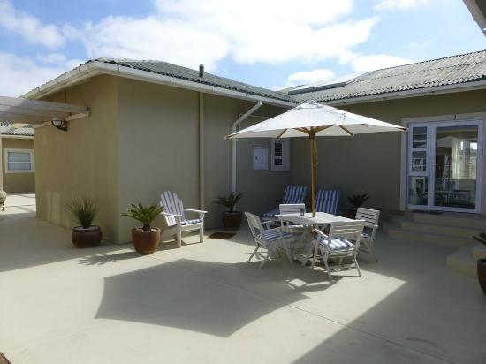 Swakopmund Guesthouse: Innenbereich
