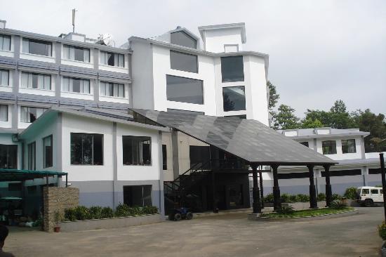 Munnar - Terrace Greens, A Sterling Holidays Resort: Main Building