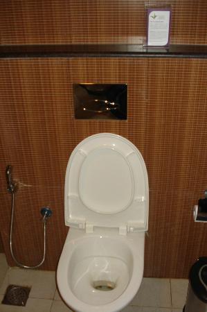 Munnar - Terrace Greens, A Sterling Holidays Resort: bathroom