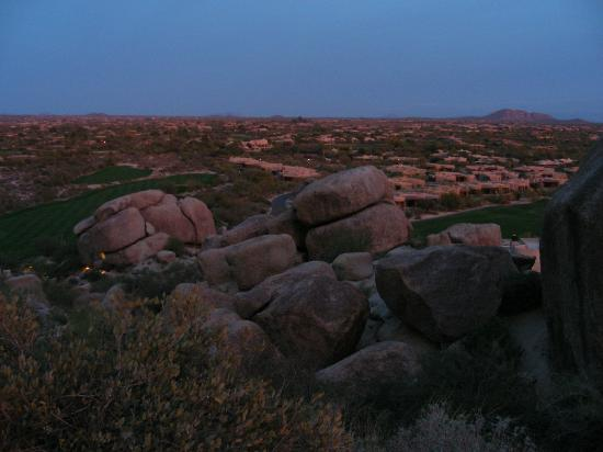 Boulders Resort & Spa, Curio Collection by Hilton: Sunset
