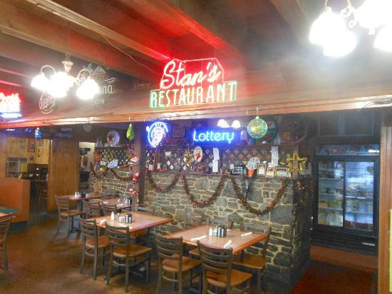 Stan's Restaurant-Souvenirs: Interior