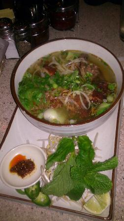 Basilic Vietnamese Grill: Duck Soup at Basilic in Fort Lauderdale