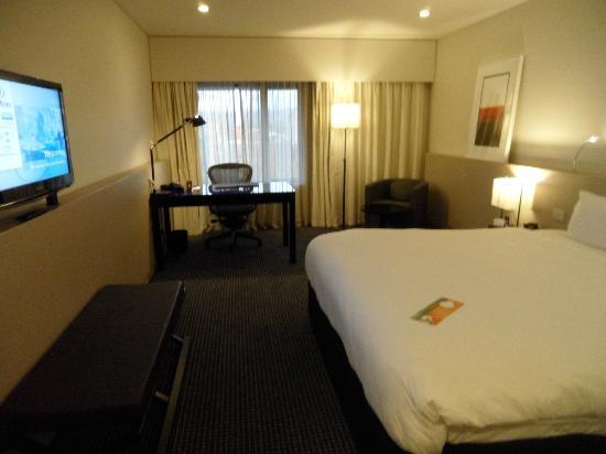 Hilton Adelaide: Room 712