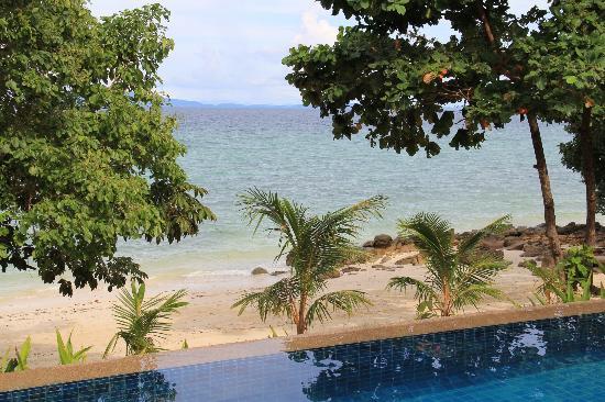 Holiday Inn Resort Phi Phi Island : plage